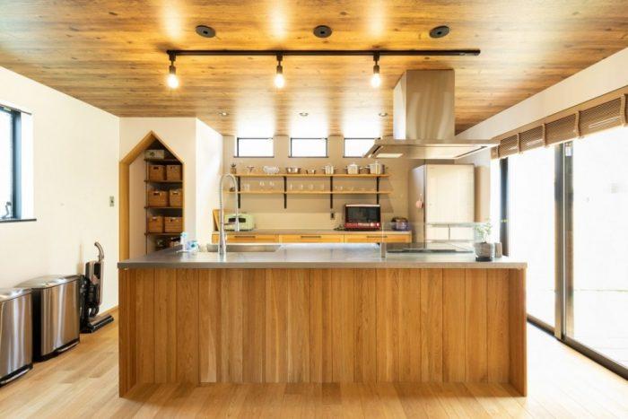 キッチンの施工事例🍴